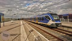 Nederlandse Spoorwegen 2702 (SNG/CAF-Civity)  Lelystad -Centrum (Nederland)
