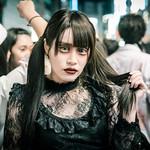 渋谷ハロウィン Model:なっつちゃん thumbnail