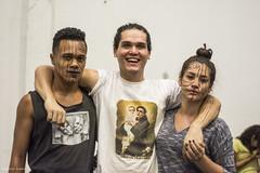 Núcleo 2 e Mareu Machado #CAM Por: Douglas Lopes