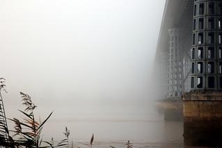 Sorti du brouillard