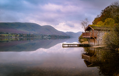 The Boathouse (urfnick) Tags: ullswater canon eos 1300d tamron thelakes lakedistrict cumbria reflections outdoors nature boathouse mirror