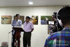 """Presentación de la película """"Pili tiene razón"""" e inauguración de exposiciones"""