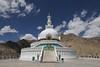 Shanti Stupa (Rolandito.) Tags: asia indie indien inde jammu ant kashmir lasakh india ladakh leh shanti stupa