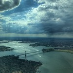NYC aerial view Shot On iPhone thumbnail