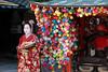 Yasaka Kōshin-dō, Kyoto (DavideGorla) Tags: 舞妓 maiko geisha 芸者 kyoto 京都市 日本 japan gion 祇園 東山区 higashiyama