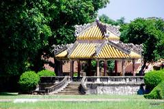 Vietnam-Hue:the Citadel and the Forbidden City X. (roxykon) Tags: vietnam indochina seasia hue pentaxk5 tamron18250mm
