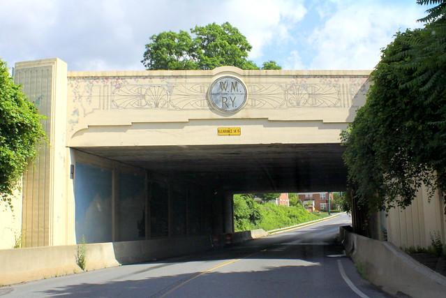 Western Maryland Railway Bridge - Hagerstown, MD