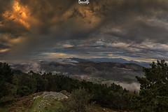 Mirador del Fito (danielfi) Tags: mirador fito asturias asturies paisaje landscape mountain cielo sky montaña naturaleza nature nubes clouds picos de europa ngc sunset atardecer dusk