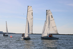 IMG_0522 (Foundry216) Tags: sailing sailor lake erie sail c420 water sports thisiscle cleveland