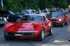 Red Chevy Power (aguswiss1) Tags: z28 musclecar cabrio usmusclecar carevent uscar chevrolet v8 chevycamaro cabrioloet convertible carspotting carshow car dreamcar corvette camaro fastcar