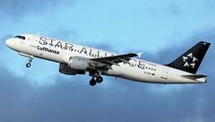D-AIPC (AnDyMHoLdEn) Tags: lufthansa lufthansagroup staralliance a320 egcc airport manchester manchesterairport 23r