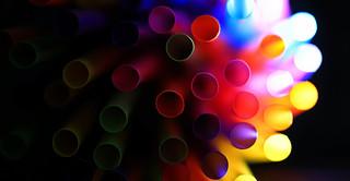 Sidelit straws - HMM!!!