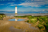 Perch Rock Lighthouse, New Brighton (dsdige) Tags: new brighton merseyside wirral wallasey lighthouse reflection