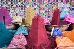 Rajasthan - Pushkar - Streets Shops-4