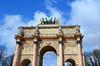Arc De Triomphe Du Carrousel [Paris - 27 March 2016] (Doc. Ing.) Tags: 2016 paris france arcdetriomphe carrousel louvre arch architecture