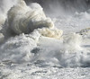 Tropical Storm Ophelia (Ex Hurricane) rolls into and batters the Cornish Coast (Bobbster007) Tags: bobsharplesphotography ophelia hurricane storm tropical stormforce gales highseas nature weather cornwall coast porthleven stormwatchers raging sea ocean whitewater