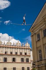 Lublin Urban Highline Festival 2017 (mikper) Tags: resa lublin carnavalsztukmistrzów urbanhighlinefestival semester polen poland lubelskie pl