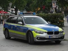 "BMW 3er Touring ""Polizei"" (harry_nl) Tags: germany deutschland 2017 siegen bmw 3er touring polizei"