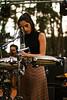 O Tarot (littleluhthings) Tags: keyboard gaita park o tarot band musicians brasil brasilia city percussion