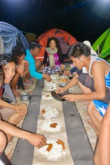 "With local friends camping, catching an octopus and dinning at Gili Layar. Lombok, Indonesia  August 2017 #itravelanddance • <a style=""font-size:0.8em;"" href=""http://www.flickr.com/photos/147943715@N05/26143080329/"" target=""_blank"">View on Flickr</a>"