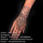 Custom Henna Design
