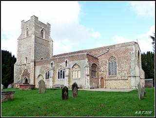 Holbrook Church, Suffolk