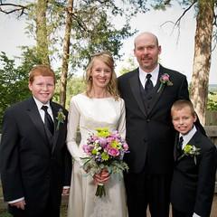 and Became a Family (michael.veltman) Tags: albrecht allison lodge mike september starvedrock veltman wedding starvedrocklodge il usa