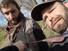 Arrow shot Gag (Dustin Ledden) Tags: stunts breakaway glass special effects arrow gag actors reliant movie film