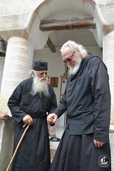 В монастыре Стомион