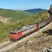 Bridžita klesá na úroveň moře by Šimon Prečuch - SŽ 363 002, Črnotiče > Hrastovlje, Koperbahn