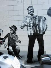 Jef Aerosol / Bruxelles - 5 oct 2017 (Ferdinand 'Ferre' Feys) Tags: bxl brussels bruxelles brussel belgium belgique belgië streetart artdelarue graffitiart graffiti graff urbanart urbanarte arteurbano ferdinandfeys jefaerosol