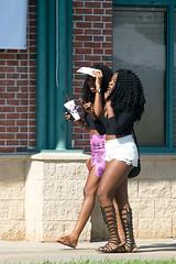 Nigeria National Day 2017 (Arif Siddiqui) Tags: nigeria africa nigeriannationalday pretty hairdo hairstyles girls arif siddiqui arifsiddiqui tradition culture ethnicity ethnic joy green texas houston usa