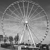 Ferris Wheel @ Place de la Concorde (ericgrhs) Tags: paris riesenrad bw placedelaconcorde obelisque obelisk