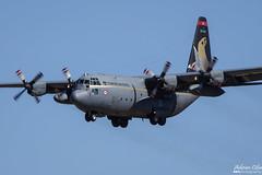 Turkey Air Force --- Lockheed C-130E Hercules --- 63-13187 (Drinu C) Tags: adrianciliaphotography sony dsc rx10iii rx10 mk3 mla lmml plane aircraft aviation maltainternationalairshow2017 military turkeyairforce lockheed c130e hercules 6313187 special