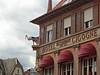 My beloved Munster and its storks (Rob de Hero) Tags: storch stork münster hotel cigogne alsace elsass vogesen vosges