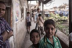 Mumbai - Bombay - Dharavi slum tour-6