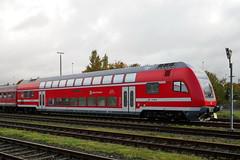 P1380117 (Lumixfan68) Tags: eisenbahn steuerwagen wagen bauart dbpbzfa 766 dresdener sbahn dresden doppelstockwagen doppelstocksteuerwagen bombardier dosto deutsche bahn db regio