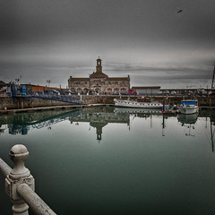 Photo of Ramsgate Maritime Museum and Clock Tower