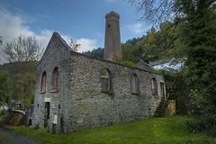Compressor house, for led mine. (foto.pro) Tags: thebog shropshire mine led digging 1800s derelict work