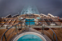 Foggy Morning (Kev Walker ¦ 7 Million Views..Thank You) Tags: atlanticocean britanniarestaurant canon1855mm canon700d carinthialounge cruise cruiseship cunard cunardline digitalart empirecasino goldenlionpub grandlobby hdr historic illuminations illuminationstheatre oceanliner panorama panoramic postprocessing queenmary2 rmsqueenmary2 royalcourttheatre sea sunrise sunset thequeensroom transatlanticoceanliner veuvecliquotchampagnebar