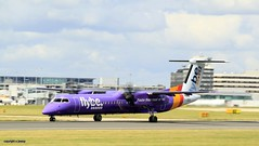 _MG_0840 Flybe G-JEDV (M0JRA) Tags: flybe gjedv manchester airport planes flying jets biz aircraft pilot sky clouds runways