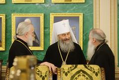 02. Заседание Священного Синода РПЦ от 6 октября 2017 г