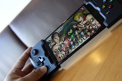 game smartphonegame iphone iphonegame gamdpad pad joystick (Photo: TheBetterDay on Flickr)