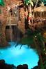 Colorado - Lakewood: Casa Bonita - Cliff Diver (wallyg) Tags: casabonita colorado denver jeffersoncounty lakewood diver cliffdiver diving cliffdiving waterfall