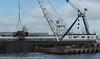 Pier 23 - 27 Dredging 10-2017 (daver6sf@yahoo.com) Tags: dredging portofsanfrancisco p27 pier23 sanfranciscobay pier27 p23