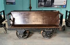 GWR Slate Wagon (R~P~M) Tags: train railway slate wagon waggon narrowgauge blaenauffestiniog gwynedd wales cymru uk unitedkingdom greatbritain llechwedd gwr greatwestern
