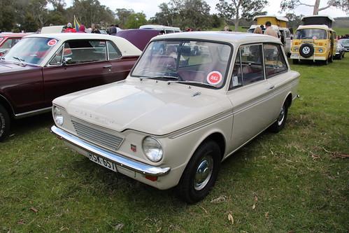 1964 Hillman Imp Mk I GT Saloon