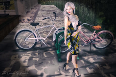 I Want To Ride My Bicycle! (The Essence Of Fashion) Tags: truth catwa deetalez maitreya avale empire fashion blog secondlife kawaii 3d virtual cosmopolitan