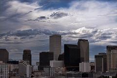 "New Orleans, Louisiana USA (crimsontideguy-from ""Sweet Home Alabama"" USA) Tags: skyline buildings cloudsandsky skies clouds neworleanslouisiananikonphotoshopcitycityscapescity scenes photography louisiana ports"
