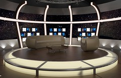 Virtual TV Studio Chat Set 20 (akerdesign) Tags: stage broadcast camera light studio television channel cable station show chair desk table entertainment mate multimedia interior scene weather podium map video textures furniture exhibition stand design advertising demonstration display